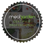 Meal Garden Certified Professional icon for Robert Curtis.